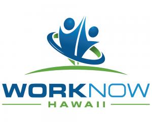 Work Now Hawaiʻi logo